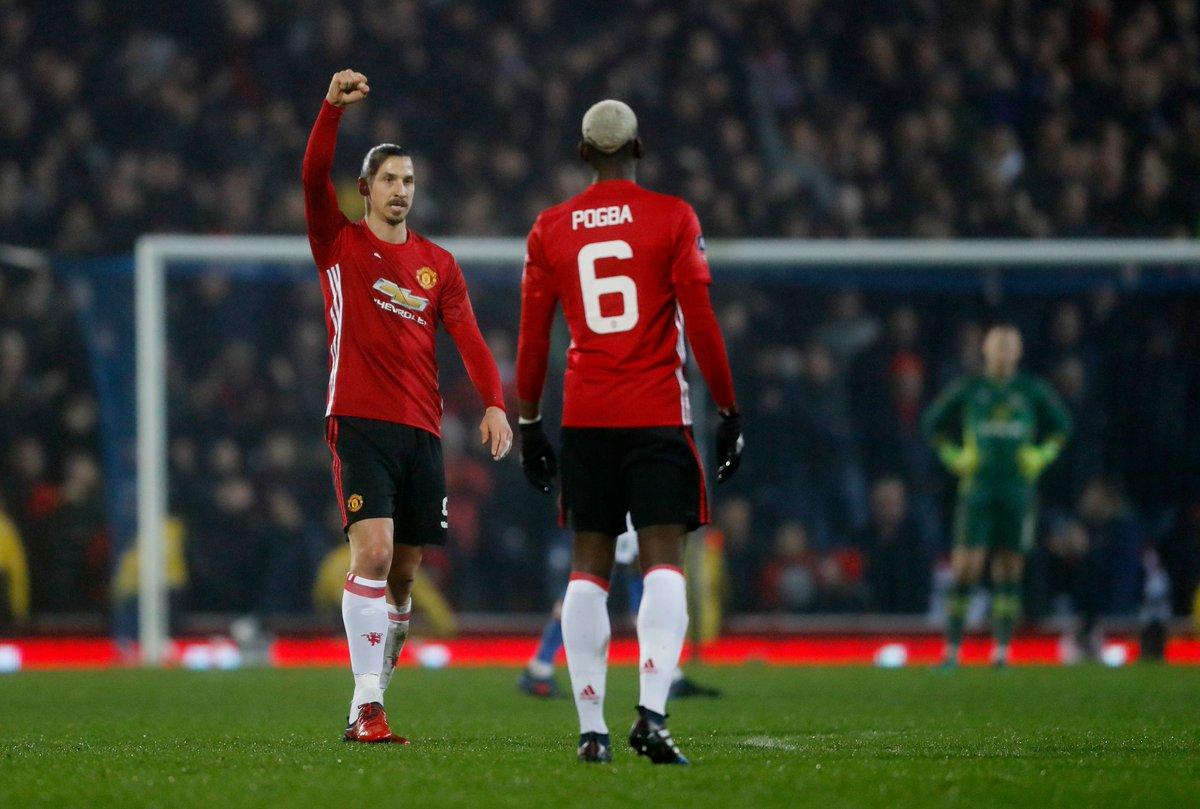 Video: Blackburn Rovers vs Manchester United