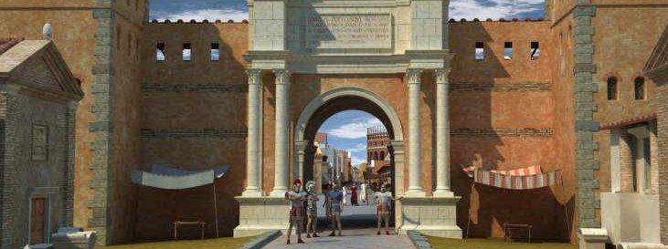 Ostia Antica reconstituée en 3D  https:// romaaeterna753.wordpress.com/2016/11/13/ost ia-antica-reconstituee-en-3d/ &nbsp; …  @Ostia_Antica #Histoire #Antiquité @APHG_National @ArcheologiaMag @ArreteTonChar1<br>http://pic.twitter.com/zbAGwgMP1V
