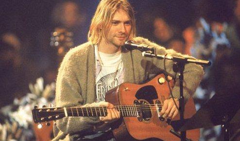 Hace 50 años nacía Kurt Cobain,el alarido más célebre del grunge https...