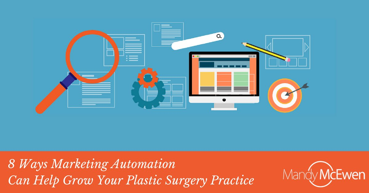 8 Ways Marketing Automation Can Grow Your Plastic Surgery Practice https://t.co/KO8Agviu3m via @ModGirlMktg @MandyModGirl