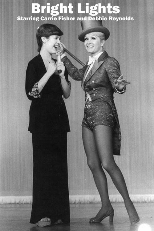 Cherished mother &amp; daughter #CarrieFisher &amp; #DebbieReynolds reveal their eccentric shared life in delightful doc #BRIGHTLIGHTS SArt1 2130 <br>http://pic.twitter.com/w9Go3XtHIC