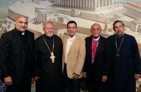 Celebración de los 25 años de la Iglesia Ortodoxa Griega en Venezolana...