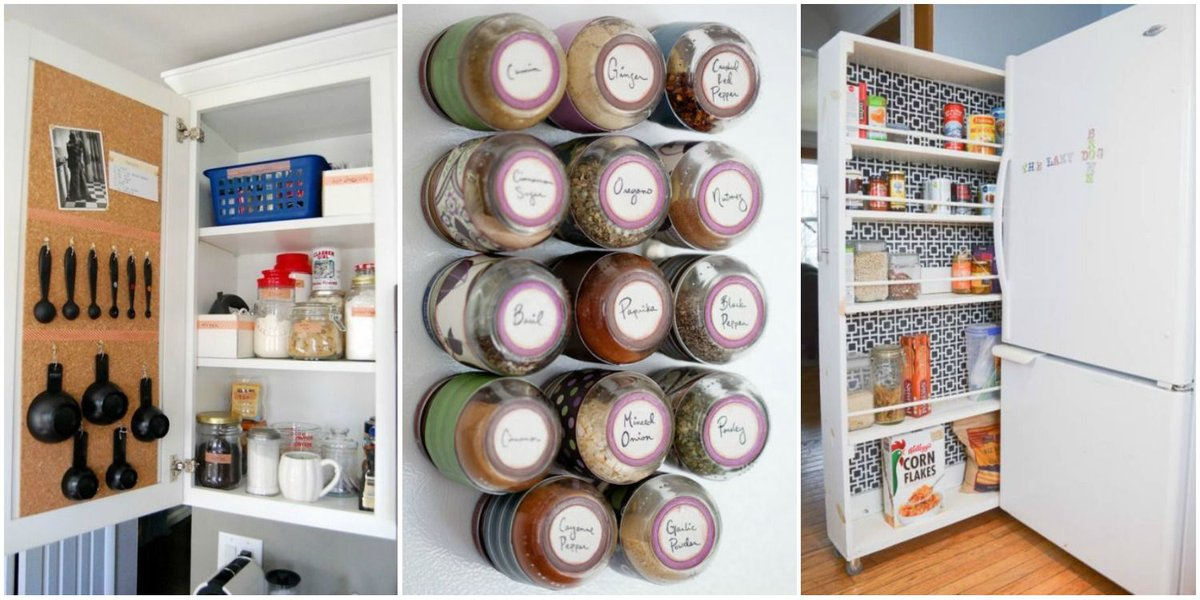 The 22 best tips for your most organised kitchen ever https://t.co/aP7...