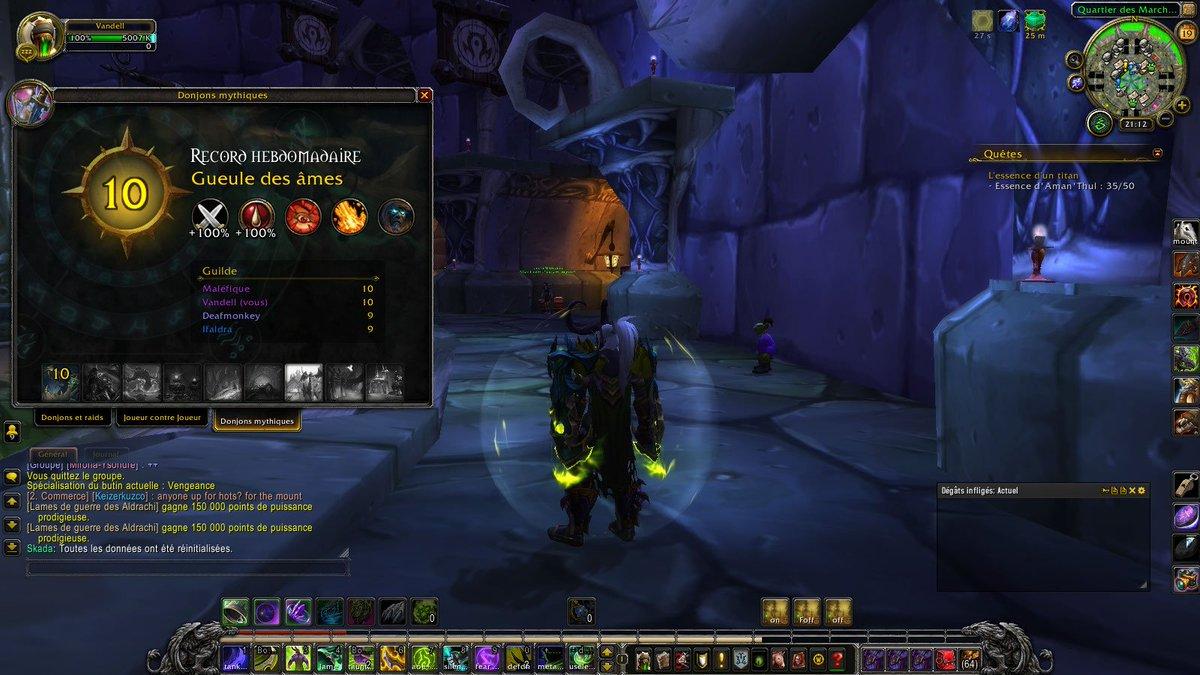 +10 fait ! on a rater le temps de 8 sec ffs --&#39; @notrems #Warcraft! <br>http://pic.twitter.com/ZGBfNbtlff