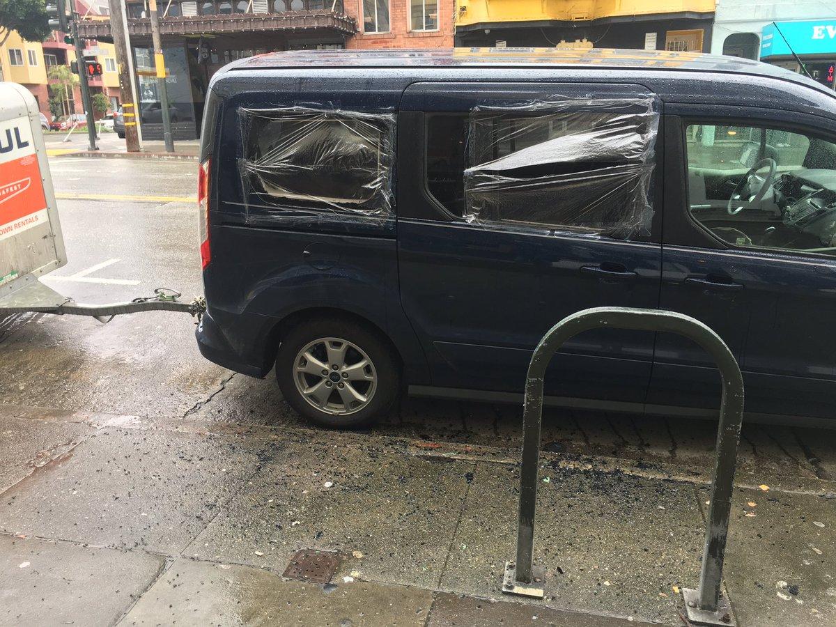 Our tour van got broken into last night. Please share. https://t.co/Nu9zyUiZvQ https://t.co/oobIXDKnLJ