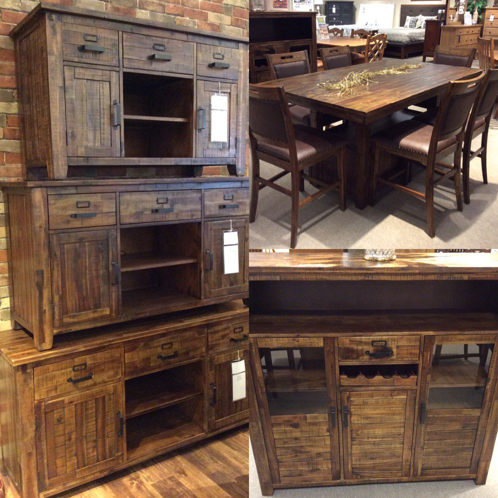 Coconis Furniture On Twitter Rustic Furniture At Its Finest