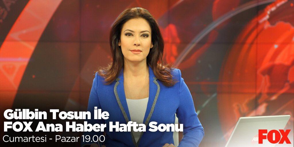 19 Şubat Pazar; Gülbin Tosun ile FOX Ana Haber Hafta Sonu; https://t.c...