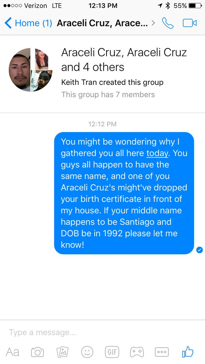 Keith on twitter sum1 accidentally dropped their birth keith on twitter sum1 accidentally dropped their birth certificate near my house so i made a a group of people with the same name to find the owner aiddatafo Choice Image