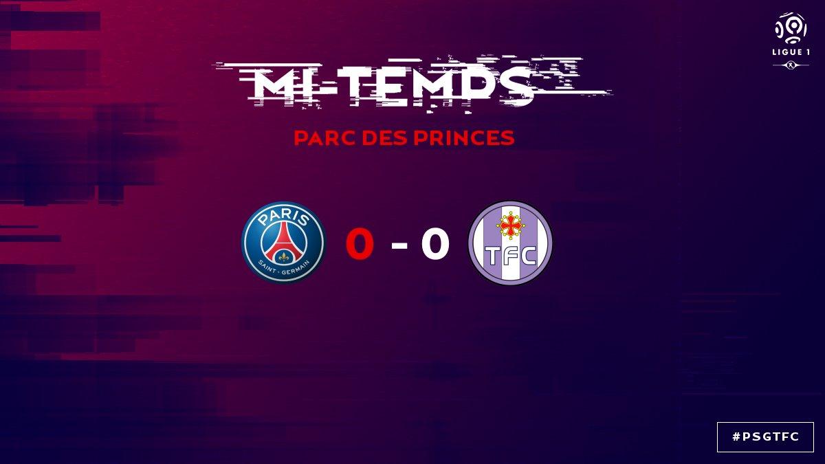 الدوري الفرنسي: سان جيرمان يتعثر أمام تولوز ويبتعد عن الصدارة