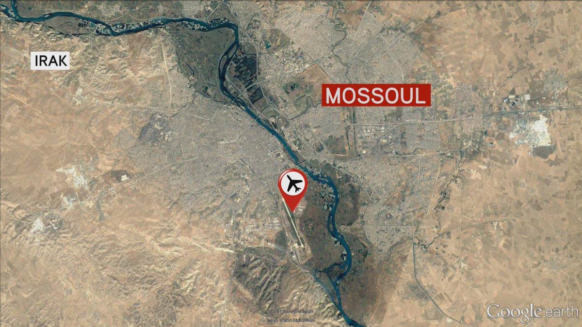 #Irak &gt; Offensive des troupes irakiennes pour libérer l&#39;ouest de #Mossoul &gt;&gt;  http:// bit.ly/Offensive_Moss oul &nbsp; … <br>http://pic.twitter.com/y8FUBcDiQ8