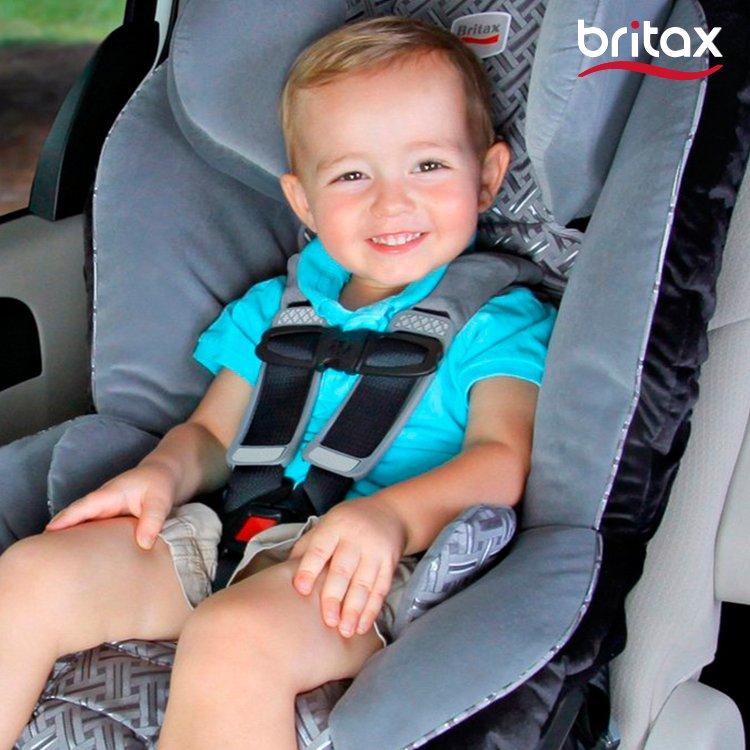 Seggiolini Auto per bambini Britax richiamati per problemi di sicurezza