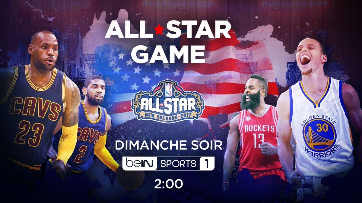vous êtes déçus de la nuit dernière ? voila de quoi vous rattraper !!! #enjoy #NBAAllStar  #NBAEXTRA <br>http://pic.twitter.com/M0YlR7xvlM