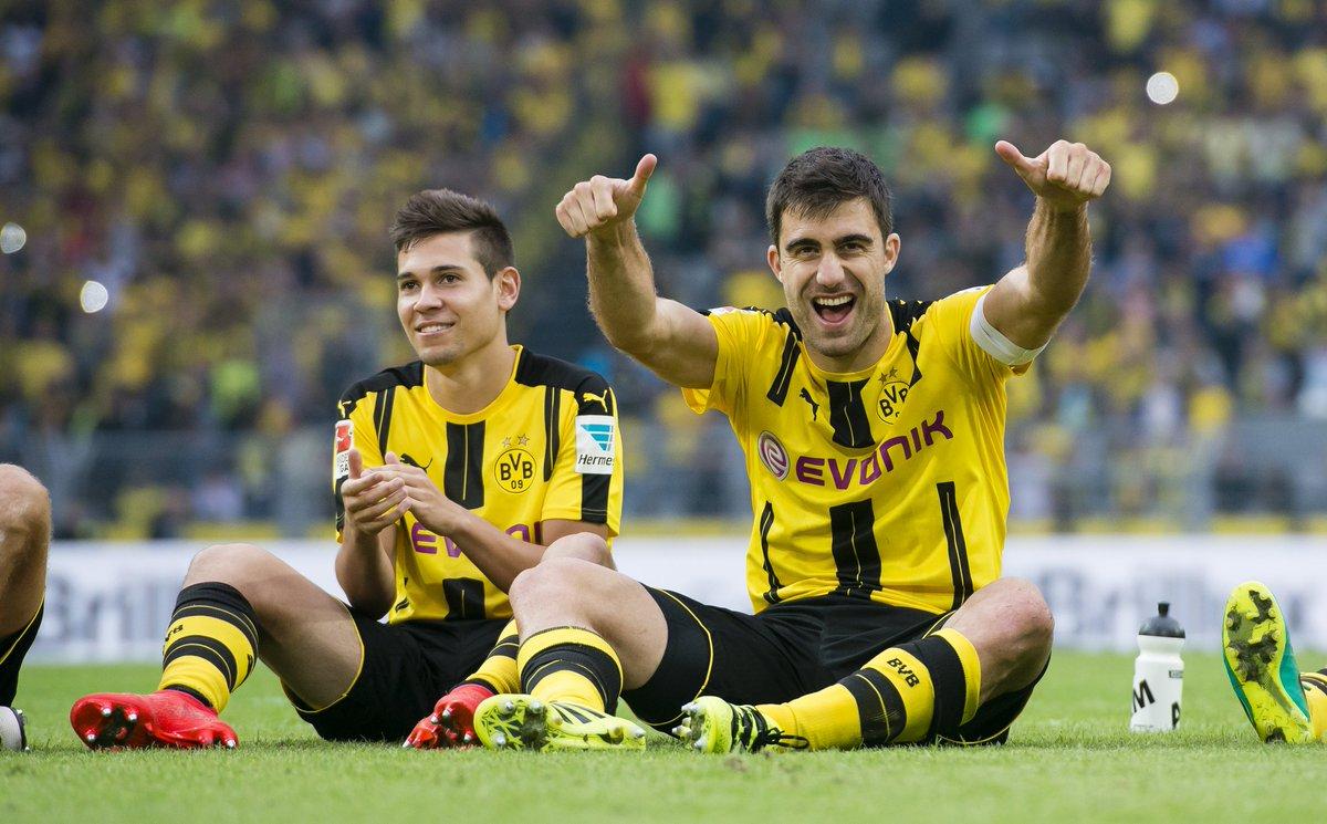 👍 Montag morgen (aus Sicht eines Borussia-Dortmund-Fans)… #mondaymotiv...