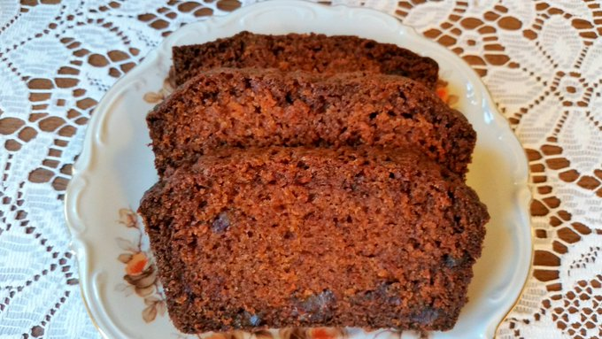 Sweet Country Carrot Bread