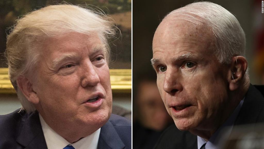 Sen. John McCain: Dictators 'get started by suppressing free press' ht...