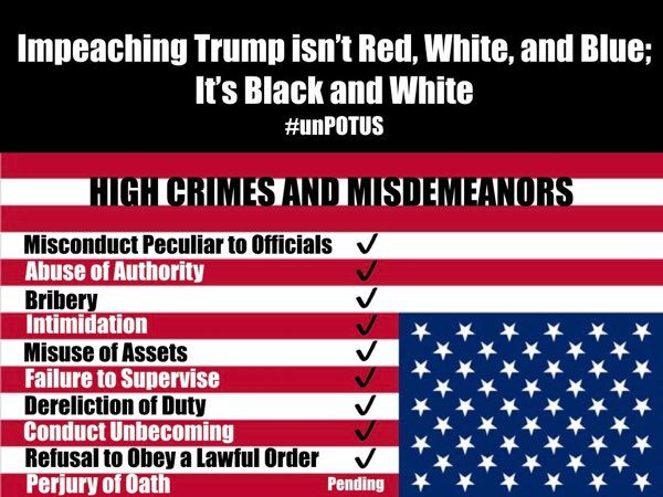 Never mind that #Trump is a Racist Misogynist Hypocrite LIAR Conman  WORST: he&#39;s #PutinsPuppet w/deep ties to Russia INVESTIGATE &amp; #Resist<br>http://pic.twitter.com/U4xB3SLHXp