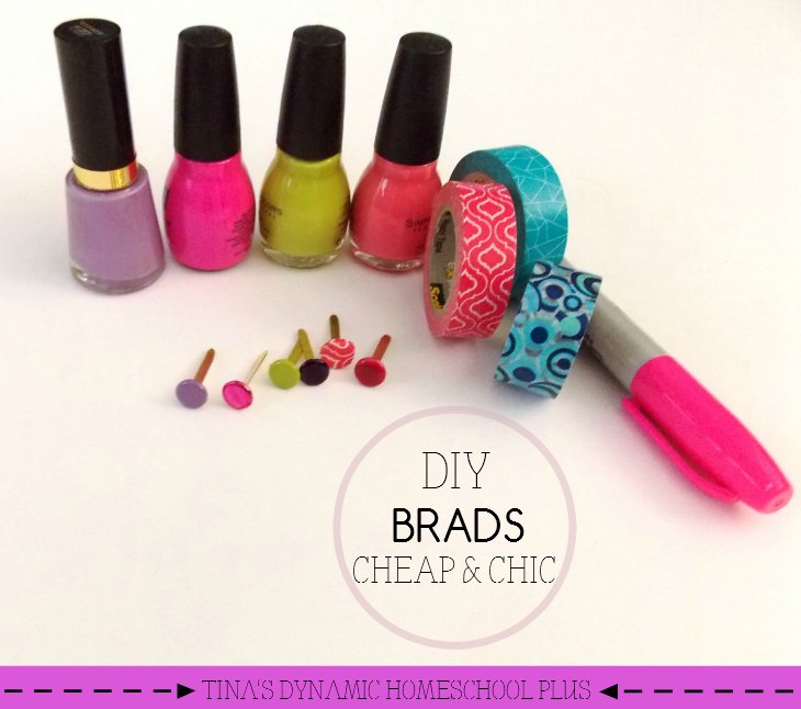 You&#39;ll love this idea! DIY Brads Cheap &amp; Chic -  http:// bit.ly/1ICABpZ  &nbsp;   #ihsnet #diy #planner <br>http://pic.twitter.com/7aZ1HJETiJ