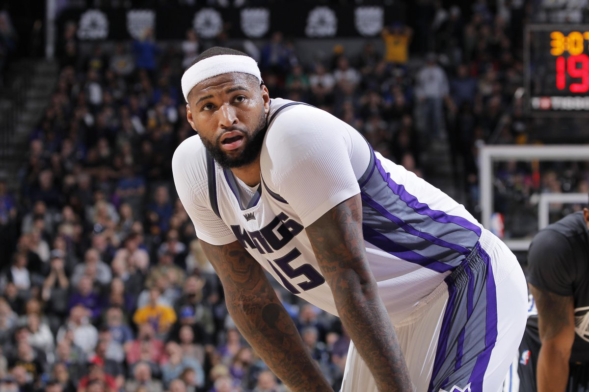 Kings have reportedly had 'recent discussions' with the Pelicans regar...