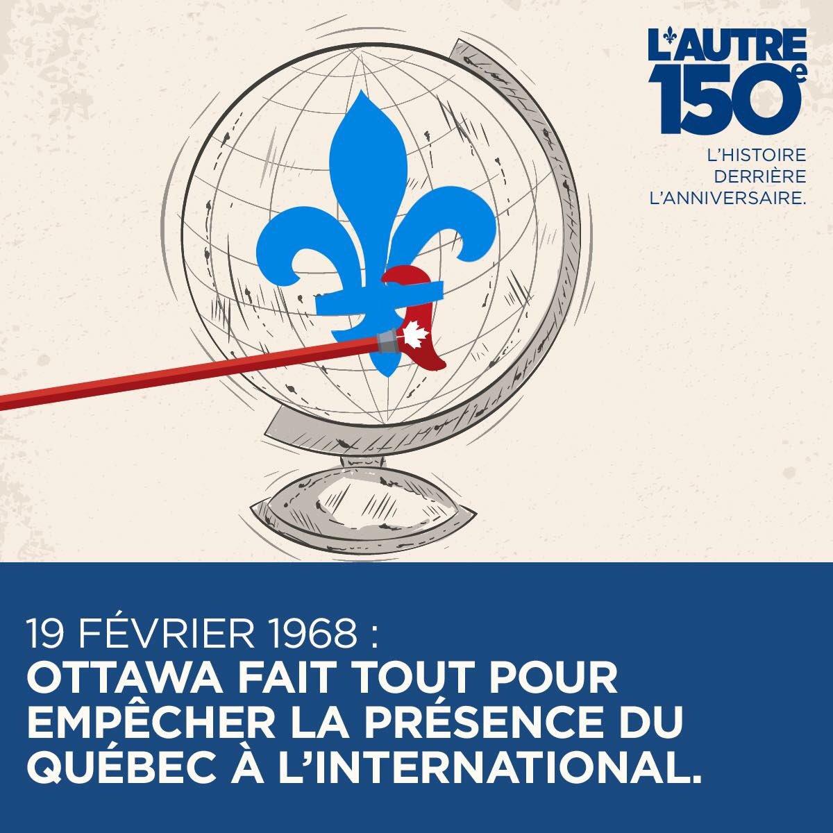 19 février 1968: le Canada rompt ses relations diplomatiques avec le Gabon pour protester contre...  https://www. facebook.com/autre150e/post s/1285229324877509:0 &nbsp; …  #Canada150  <br>http://pic.twitter.com/ciUZyFshZX