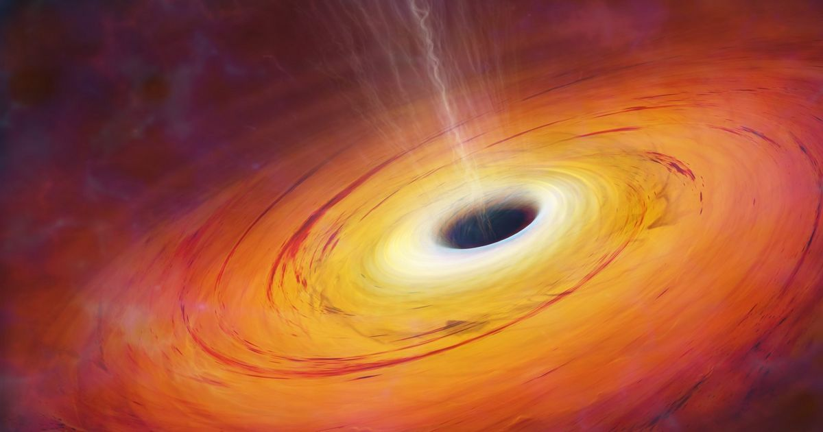 Event Horizon Telescope will soon take the first black hole photo http...