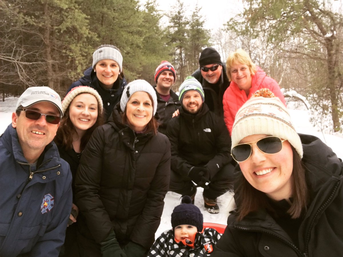 Another great day on the trails! #belledune #explorenb #family @BradRMacDonald<br>http://pic.twitter.com/A4G4vCPkEm
