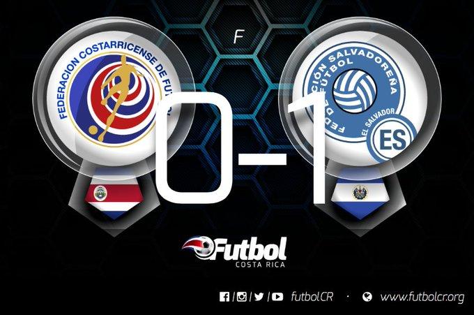 Campeonato CONCACAF 2017: El Salvador 1 Costa Rica 0. C5EYUyvWIAA41OR