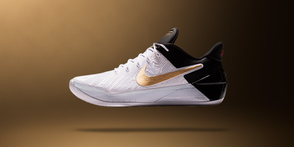 The Nike Kobe A.D. is now available on @NIKEiD for a limited time http...