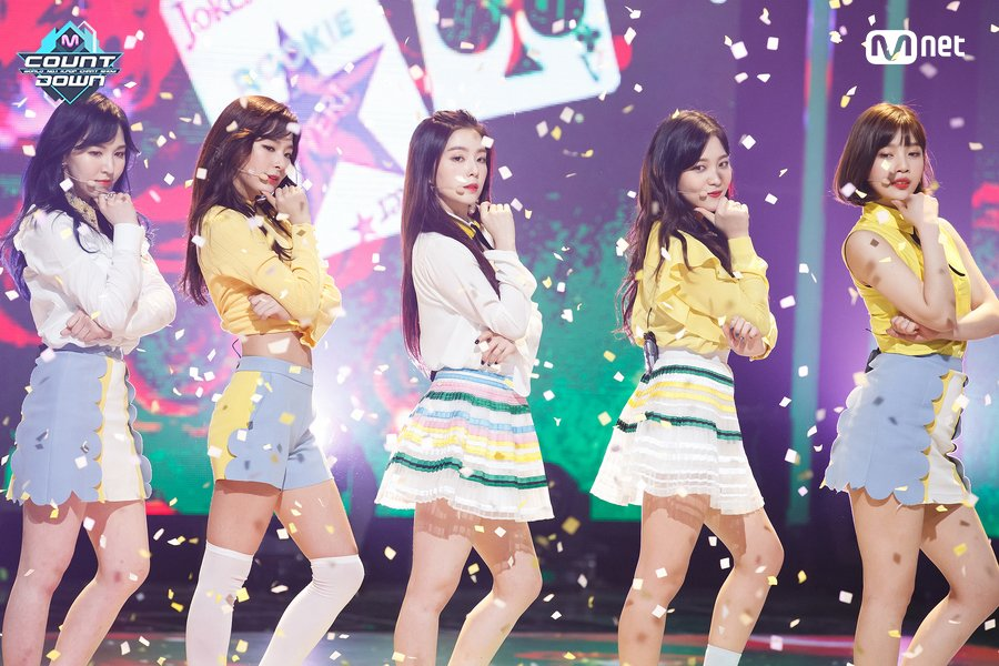 [#MCOUNTDOWN] Ep.511|NO.1 of the week! #RedVelvet - #Rookie ♪ World No...