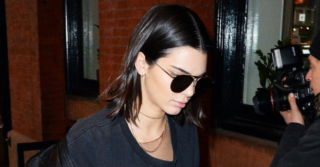 The T-Shirt Style That's Become Kendall Jenner's New Staple