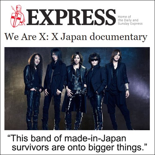 #XJapan featured in @Daily_Express! Get ready for #WeAreX and LIVE CONCERT at Wembley @ssearena in March 2017!  http:// shr.gs/GrWRGwB  &nbsp;  <br>http://pic.twitter.com/se7NGucYWQ