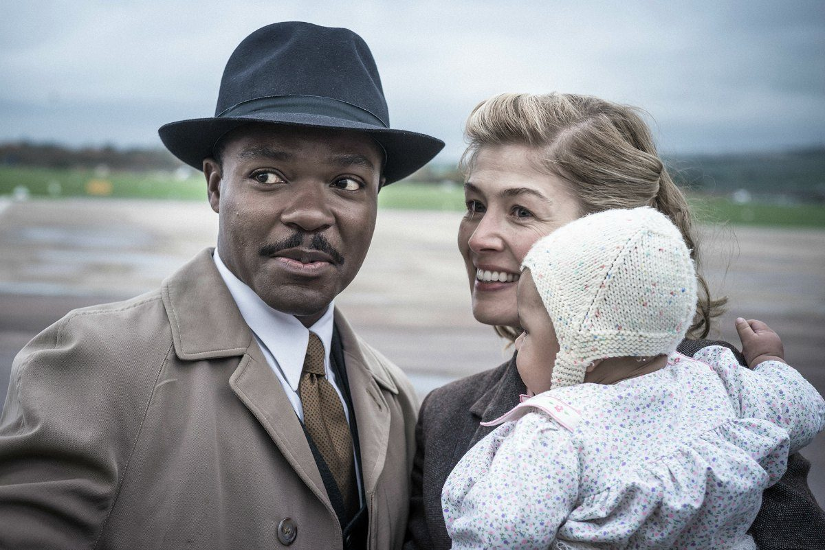 The most #ROMANTIC #FILM of the #year! #DavidOyelowo shares @ a #marriage that changed a #country  http:// bit.ly/2kSmh2L  &nbsp;   #AUnitedKingdom<br>http://pic.twitter.com/9NBubQmdzd