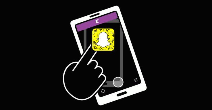 Snapchat s&#39;ouvre au web en lançant des snapcodes liés à des url  http:// buff.ly/2l3j2G1  &nbsp;   #socialmedia <br>http://pic.twitter.com/FdVPlyKfRh