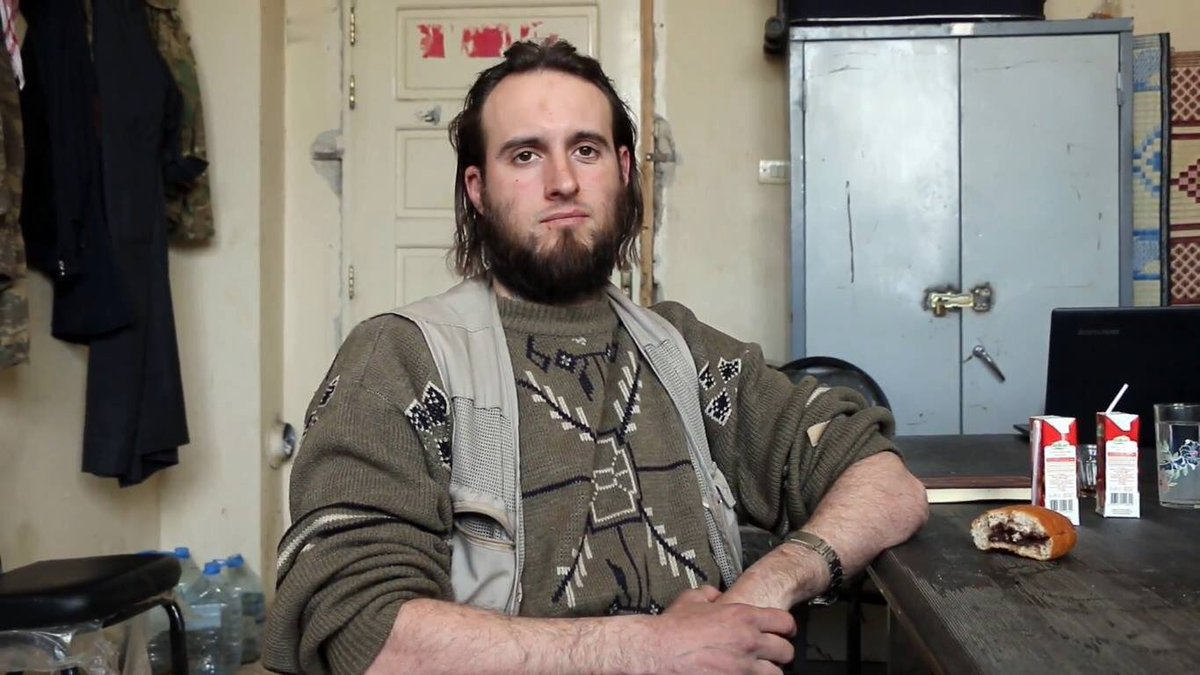 NEW - French #ISIS fighter Jonathan Geffroy has been captured alive by FSA in N. #Aleppo.  I was told this 6 days ago, but it's now public. <br>http://pic.twitter.com/i0SVBTXOwh