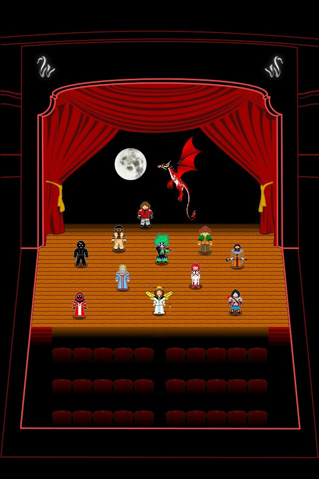 #theatre #Memowizz #jeux inspirés par le #spectacle #musical #cosplay original #pixelart #gaming #indiedev #rpg #RETROGAMING #geek #patreon<br>http://pic.twitter.com/c28nORkIYo
