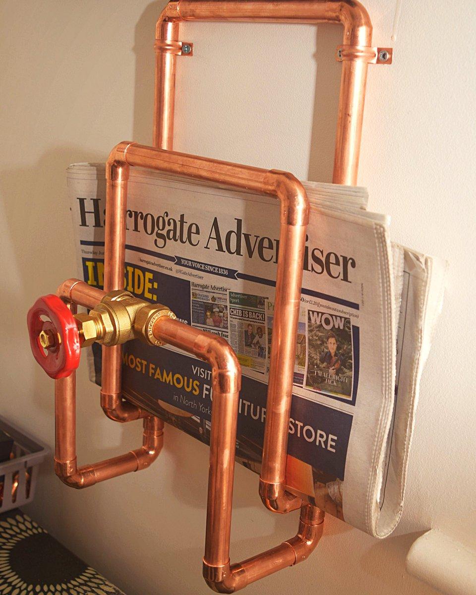 Quirky storage for your magazines and newspapers  https://www. etsy.com/uk/listing/449 453442/magazinenewspaper-rackholder-copper &nbsp; …  #earlybiz #flockbn #87RT #londonislovinit<br>http://pic.twitter.com/zhmOVLiFW8