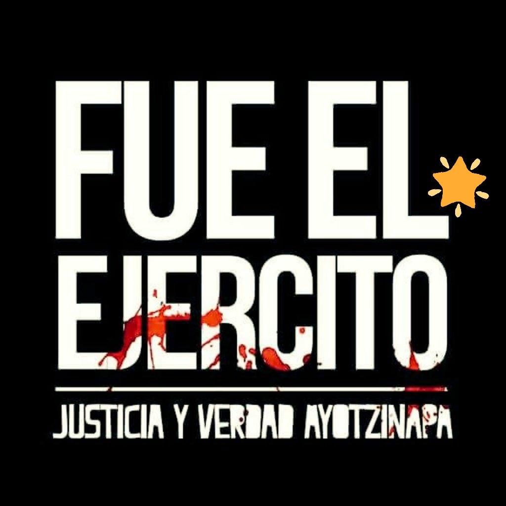 #PaseDeLista1al43 FUE EL EJÉRCITO!! Por eso tanta NEGACIÓN A DECIR LA VERDAD!! Papás NECESITAN y nosotros EXIGIMOS JUSTICIA @epigmenioibarra<br>http://pic.twitter.com/0aOl0VHpma