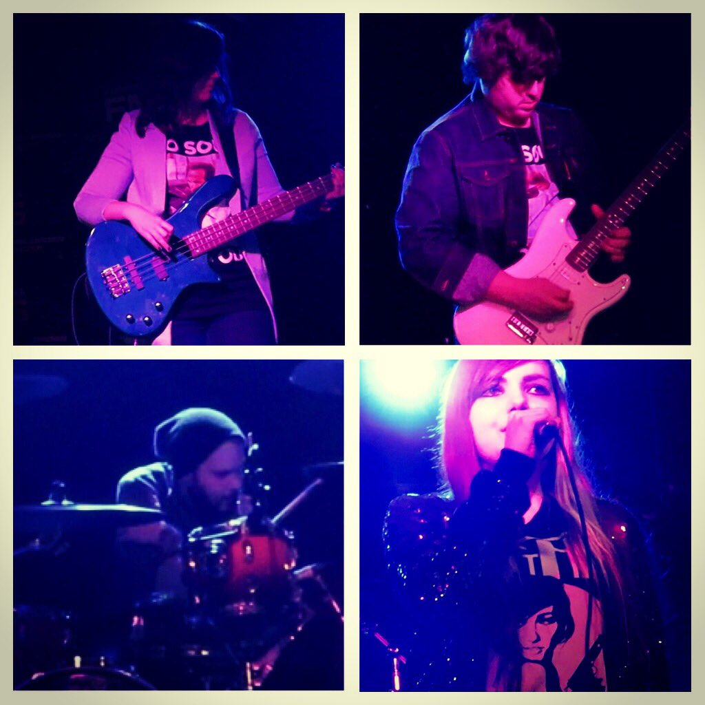 Our show last weekend #music #live #Canada #london #rock #weekend #alternative #sunday #nostalgic #brightlights <br>http://pic.twitter.com/gzGS855Rxu