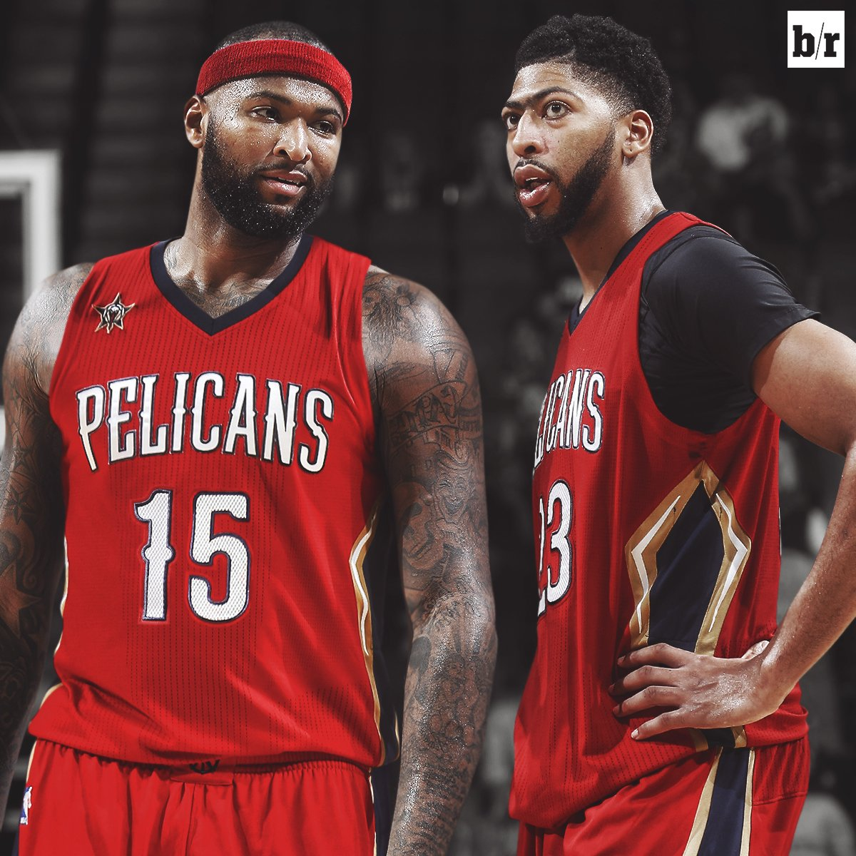 Cousins traded to New Orleans to team up with Davis