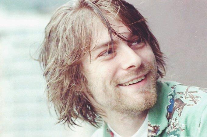Happy 50th god Happy Birthday Kurt Cobain