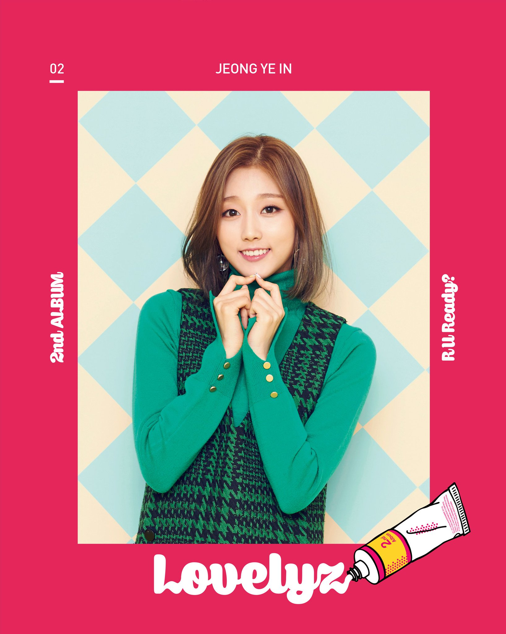 """allkpop on Twitter: """"Lovelyz' Jeong Ye In injures ankle days before comeback + may be unable to promote https://t.co/Z2nLVWm9oG… """""""