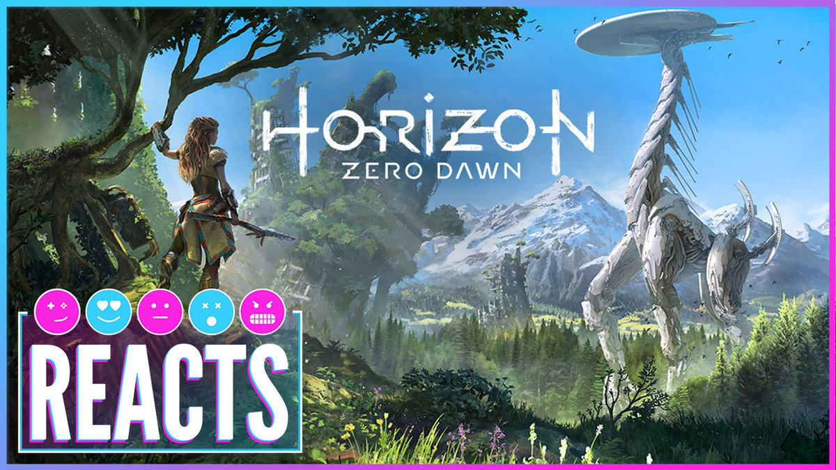 Our Horizon Zero Dawn review is up, and the game is awesome: https://t...
