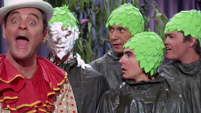 #NEW 50 years ago tonight, @TheMonkees episode &quot;Captain Crocodile&quot; premiered.  http:// bit.ly/2lxRQkJ  &nbsp;   #EveryMonkeesEpisode<br>http://pic.twitter.com/423MKtTGxK