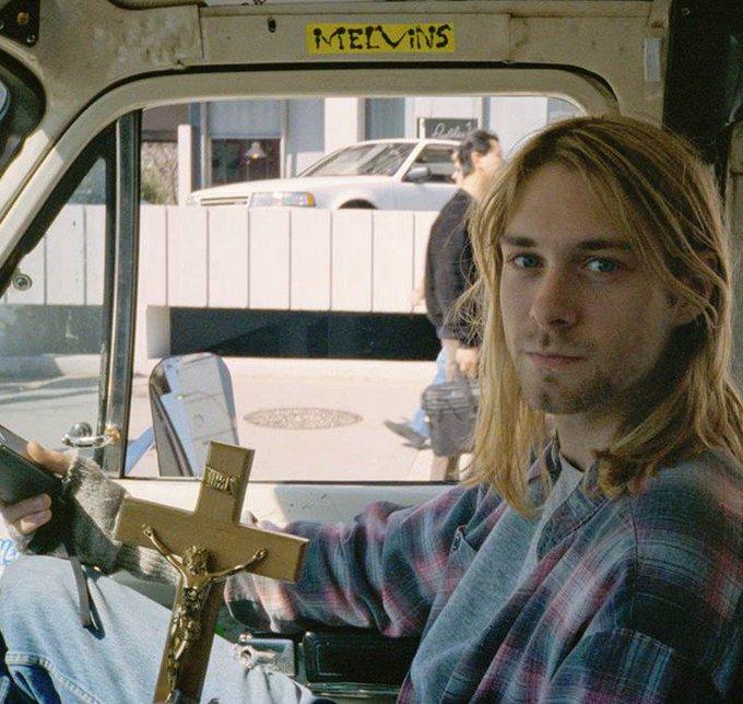 I\d like to wish Kurt Cobain a happy 50th birthday.