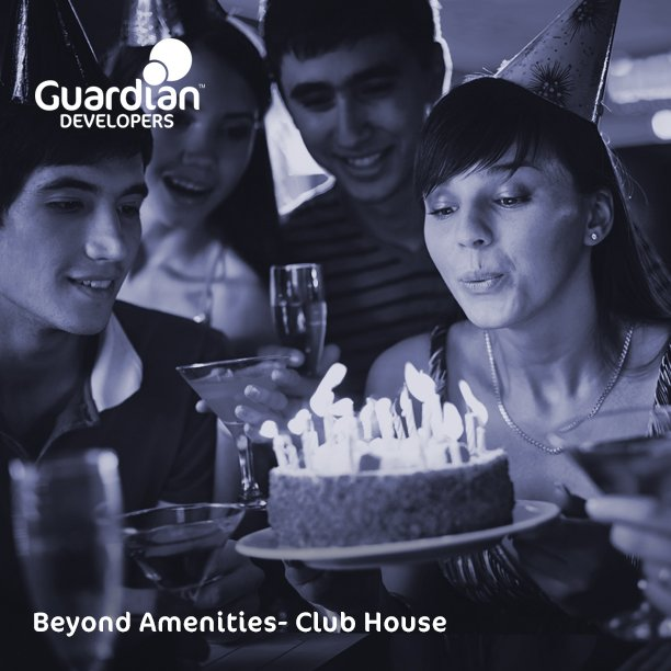 It is necessary to build a bond with likeminded people around the residence. It rejuvenates body, mind &amp; soul #ClubHouse #GuardianDevelopers<br>http://pic.twitter.com/xTUrWNTBHu
