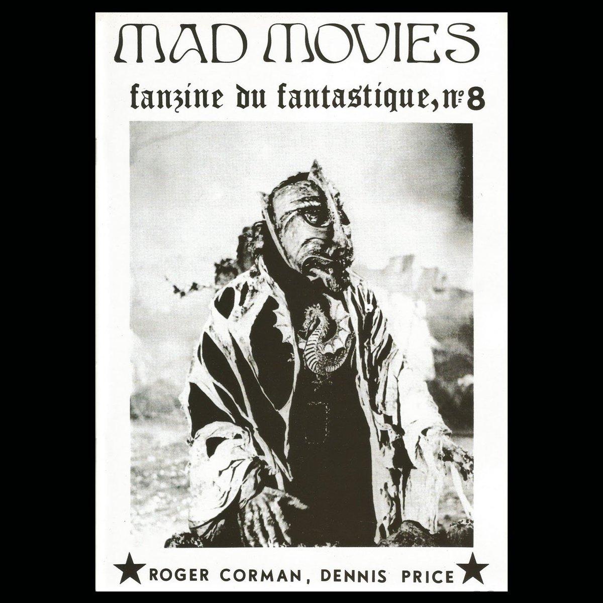 Mad Movies n°8 Fac-similé    http:// r.ebay.com/EcFGsL  &nbsp;   #MadMovies #Facsimilé #horror #impactsouvenir #mag<br>http://pic.twitter.com/GJQgDIN4lx