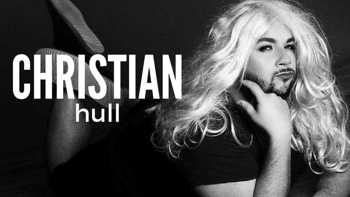 Got a question for Facebook funny man @christianhull? 💁🏼 We'll be chat...
