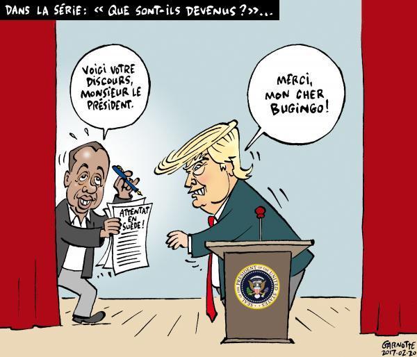 Le coup de crayon du 20 février #Trumppresident @realdonaldtrump @potus #Bugingo  http:// bit.ly/2lmmdc3  &nbsp;  <br>http://pic.twitter.com/xgmfNV6B1g