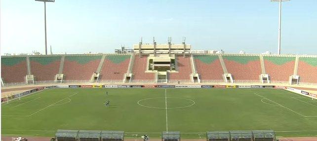 ملخص الشوط الاول من مباراة الفتح وإستقلال خوزستان
