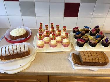 This has turned into a very nice morning! #GreatLegalBake https://t.co/m3fgA82TqL