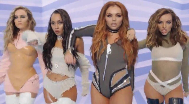 @LittleMix I WILL PLAY WITH THIS GIF ALL THE DAY NOW 😂💜#TOUCH https://...